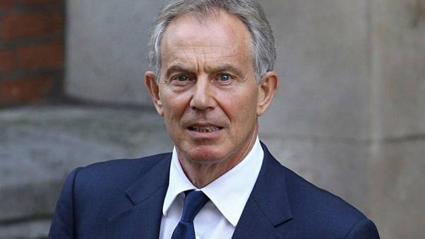 Eski Başbakan Blair: İkinci Brexit Referandumu için herkes hazırlık yapmalı