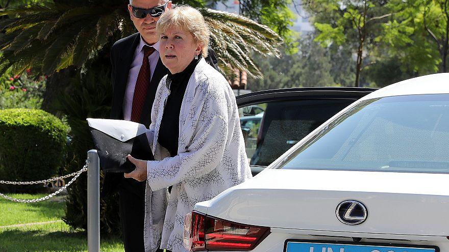 Κυπριακό: Φτάνει η Λουτ στην Κύπρο – Κρατάει κλειστά τα χαρτιά της