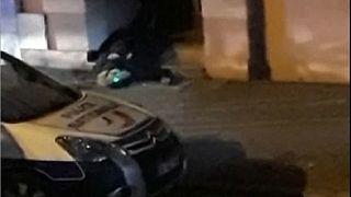 شاهد: اللحظات الأولى لمقتل شريف شيخات المشتبه به بتنفيذ اعتداء ستراسبورغ