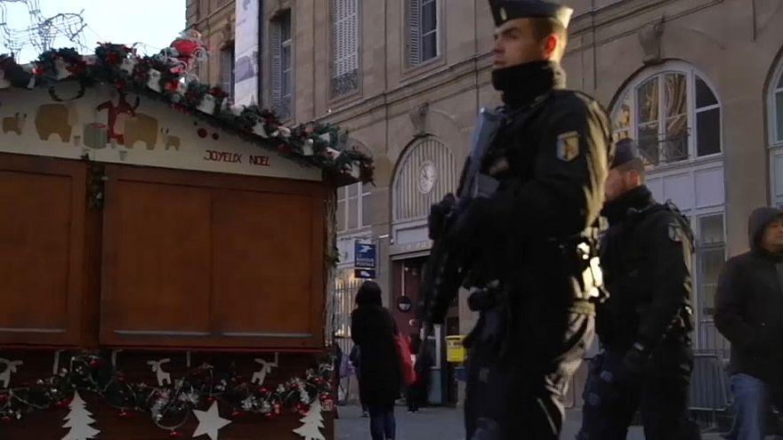 Теракт в Страсбурге: новые подробности ликвидации стрелка