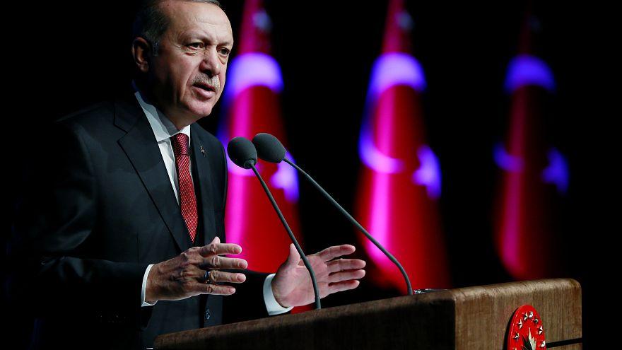 أرودغان يهدد مجدداً بدخول منبج السورية ما لم تخرج أمريكا المسلحين الأكراد