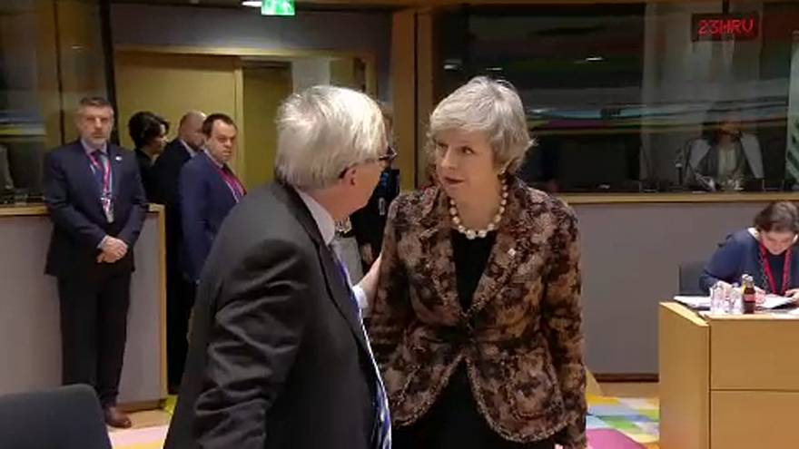 EU tells May: No renegotiation - basta!