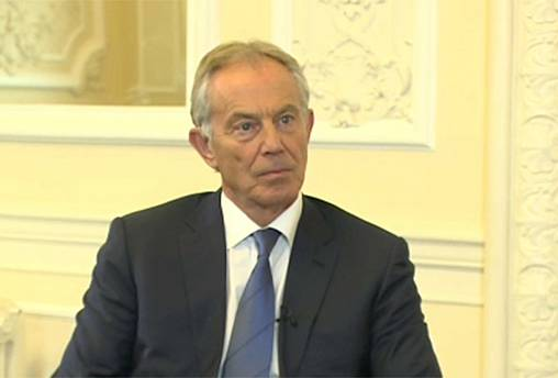 EU chiefs should prepare for second Brexit referendum, ex-UK PM Tony Blair tells Euronews