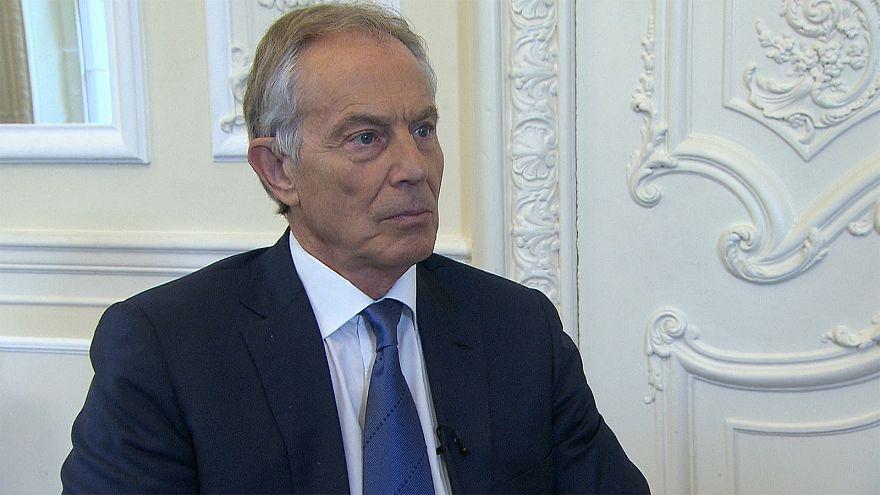 """Tony Blair sulla Brexit: """"Il secondo referendum è possibile"""""""