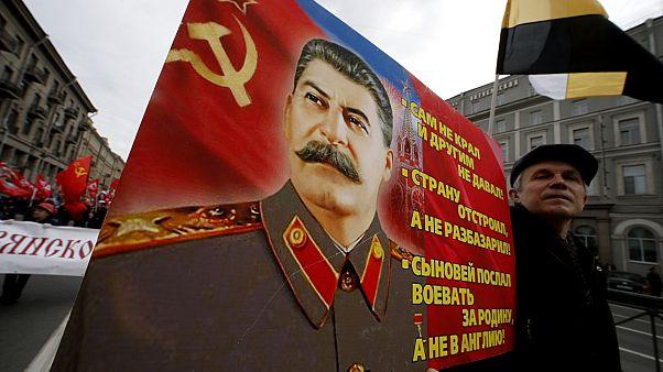 Stalin Rusya'da tartışmalı bir figür olarak kalmaya devam ediyor