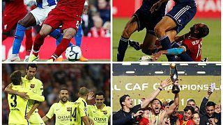 خمسة لاعبين عرب مرشحون لجائزة أفضل لاعب إفريقي...من هم؟