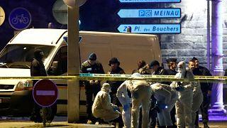 Anschlag von Straßburg: Suche nach möglichen Mittätern
