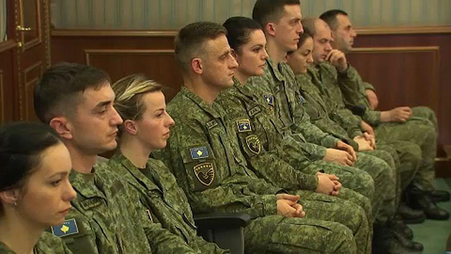 Önálló hadsereg alakul Koszovóban