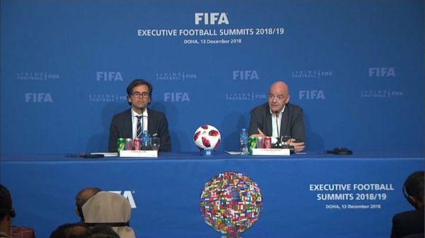 Μουντιάλ: 48 ομάδες από το 2022 θέλει ο Ινφαντίνο
