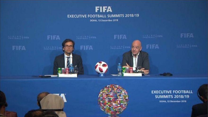 Catar 2022: ¿Un Mundial de 48 equipos?