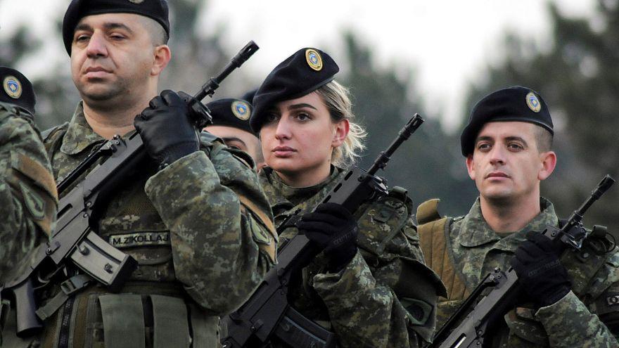 كوسوفو تعلن عن بناء جيش .....واشنطن تؤيد وأوروبا تنتقد وصربيا تحذر