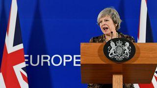 Brexit: Υψηλοί τόνοι Μέι μετά τις δηλώσεις Μπλερ για νέο δημοψήφισμα