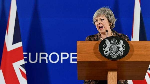 La Unión Europea se mantiene firme con Theresa May