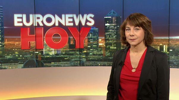 Euronews Hoy 14 de diciembre