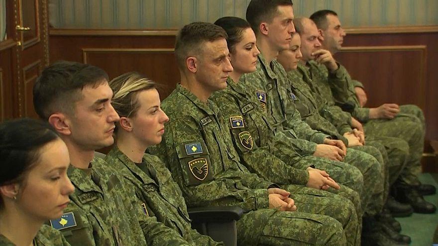 Косово создает армию