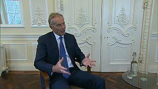 """Тони Блэр рассказал о """"брексите"""" и повторном референдуме"""