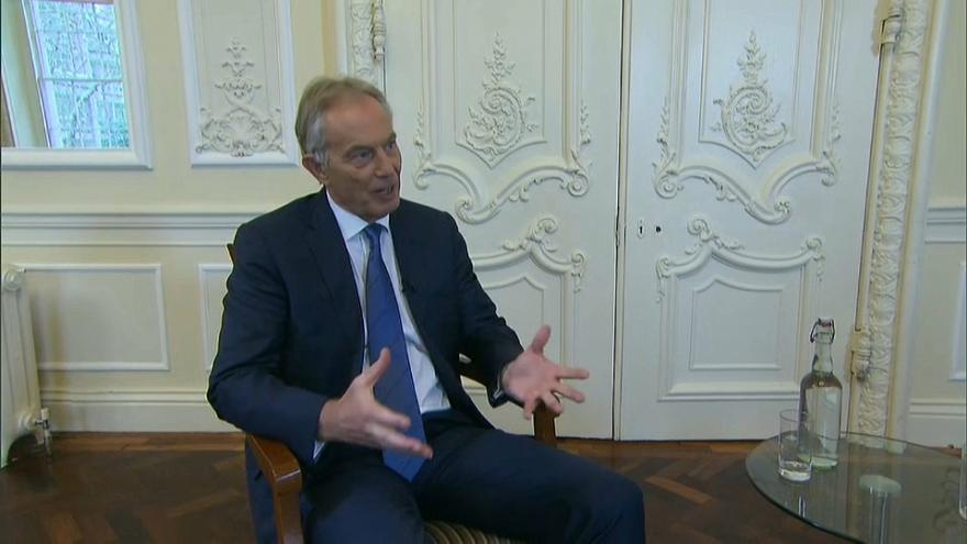 """Blair: """"Le possibilità di un nuovo referendum su Brexit sono oltre il 50%"""""""