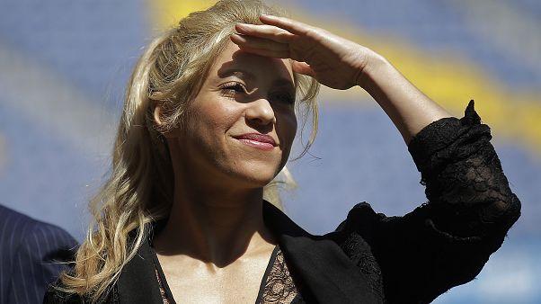 Spagna, guai col fisco per Shakira: è accusata di avere evaso 14,5 milioni di euro