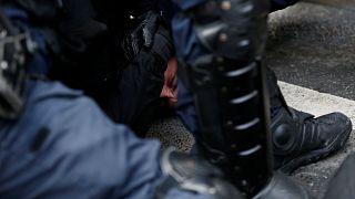 هشدار دیدهبان حقوق بشر به پلیس فرانسه: در تظاهرات شنبه خویشتندارتر باشید
