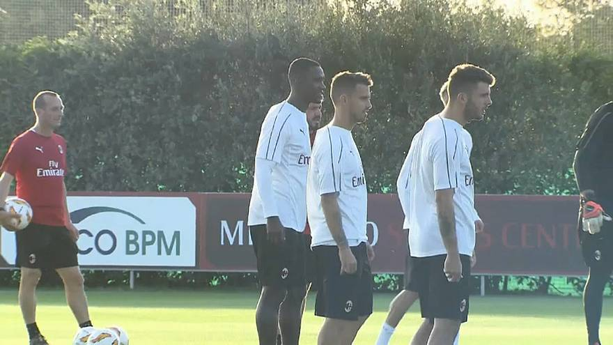 UEFA bestraft AC Mailand