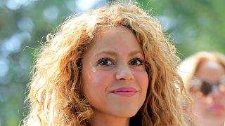 Singer Shakira accused of €14.5 million tax fraud
