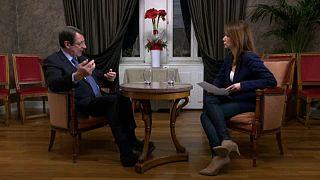 Ν. Αναστασιάδης στο euronews: «Υπάρχει η πρότασή μου για αίσθημα ασφάλειας»