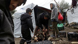 Os refugiados de Moria: uma odisseia sem fim