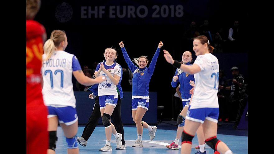 ЧЕ по гандболу: в финале- россиянки