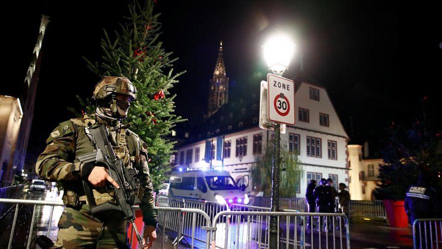 Folyamatosan keresik a strasbourgi merénylő segítőit