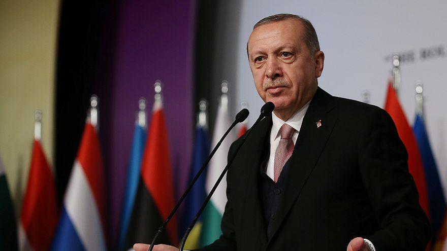 إردوغان يكشف عن مقطع جديد بتسجيل قتلة خاشقجي