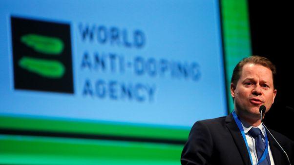 أوليفييه نيجلي المدير العام للوكالة العالمية لمكافحة المنشطات