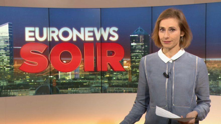 Euronews Soir : l'actualité de ce 14 décembre