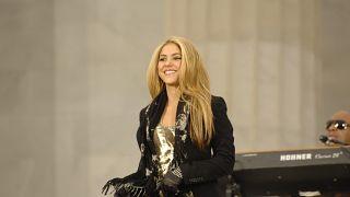 Spagna: guai fiscali per Shakira