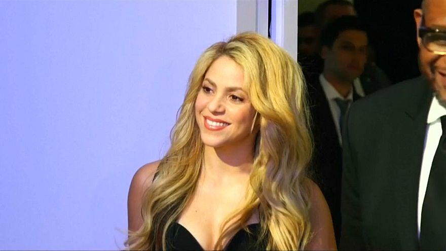 Spanien: Anklage gegen Shakira wegen Steuerbetrugs