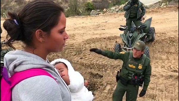 بين الولايات المتحدة والمكسيك.. مهاجرون حالمون وسياج.. فمن يعبر وكيف يعبر؟
