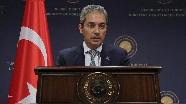 Türkiye'nin PKK operasyonları için nota veren Irak'a yanıt
