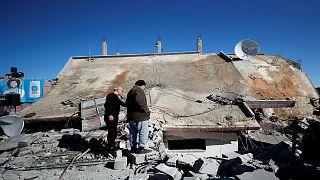 الجيش الإسرائيلي يقتحم مخيم الأمعري بالضفة الغربية ويفجّر منزلاً