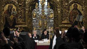 İstanbul'un desteğini alan Ukrayna kilisesi Moskova'dan bağımsızlığını ilan etti