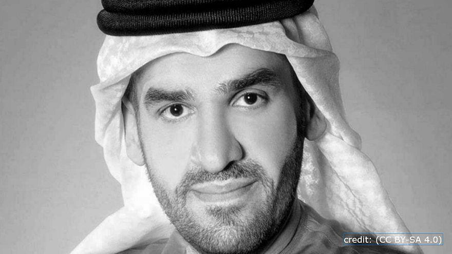 حسين الجسمي أول فنان عربي يغني في الفاتيكان