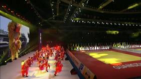2018 World Judo Masters'da judo şöleni