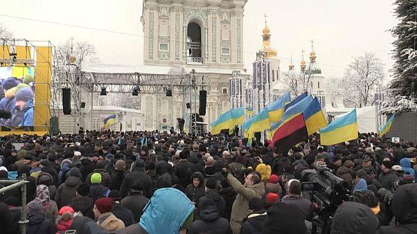 Ucrânia corta laços religiosos com a Rússia