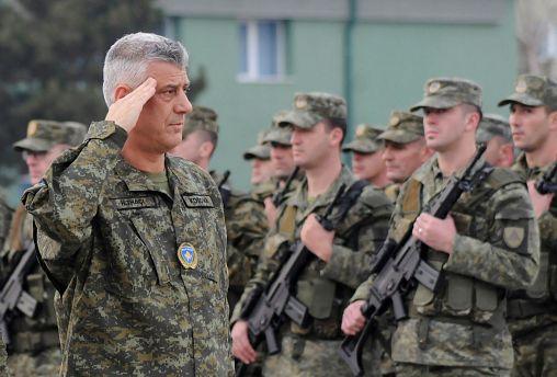 Косово: армия вопреки Сербии, ЕС и НАТО