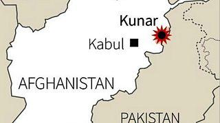 دستکم ۲۰ غیرنظامی در جریان بمباران ولایت کنر افغانستان کشته شدند