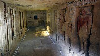 Une nouvelle merveille archéologique mise au jour en Egypte