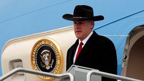 ABD İçişleri Bakanı Ryan Zinke görevden ayrılıyor