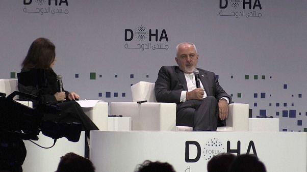 وزیر خارجه ایران: هنر گریز از تحریمها را به دیگران هم آموزش میدهیم