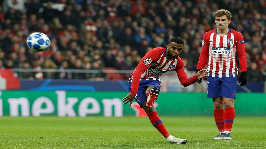 هدف غريزمان المتأخر يضع حدا لنحس اتليتيكو مدريد خارج ملعبه