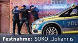 Messerattacken in Nürnberg: 38-Jähriger festgenommen