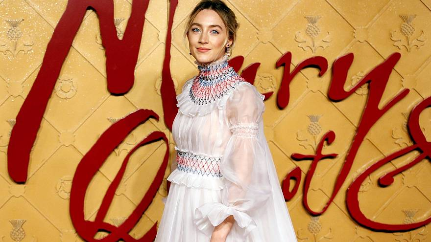 Saoirse Ronan, who stars in the eponymous role in 'Mary, Queen of Scots.'