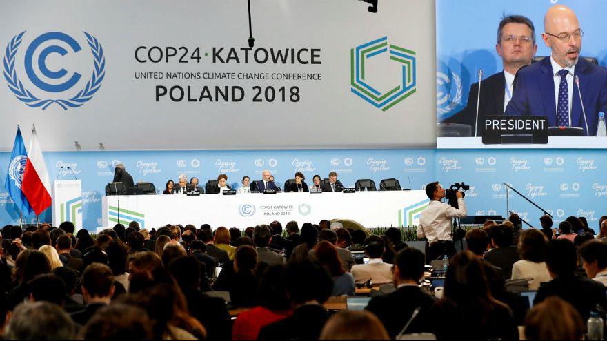 کنفرانس تغییرات اقلیمی لهستان برای اجرایی کردن توافق پاریس به توافق رسید